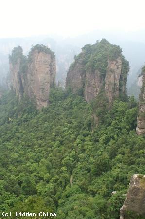 hidden china gmbh wulingyuan geschichts und landschaftpark